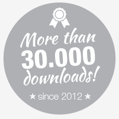 more than 30.000 downloads since 2012