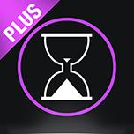 nano timer plus icon