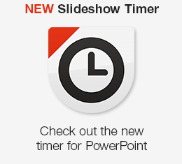 banner timer for powerpoint