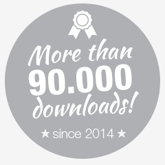 more than 90.000 downloads since 2014